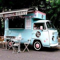Мобільна хлібопекарня — купити міні пекарню на колесах в Україні