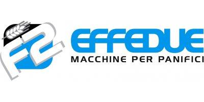 Effedue - промислові тістоміси сучасного рівня