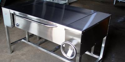 Сковороди електричні для барів, кафе і ресторанів