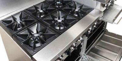 Професійні газові плити