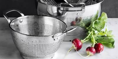 Допоміжний інвентар на професійну кухню