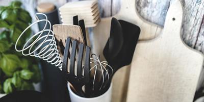 Кухонный инвентарь для профессиональной кухни