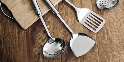 Раздаточный инвентарь для профессиональной кухни