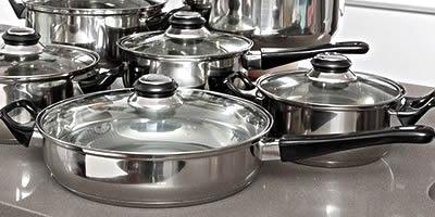 Сотейники, рондельки на професійну кухню