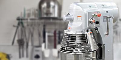 Міксери планетарні, професійні для пекарень і кондитерських цехів