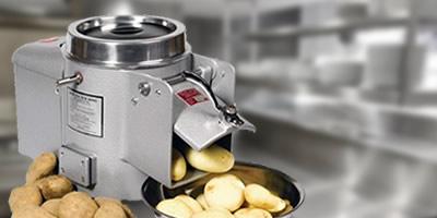 Картофелечистка промышленная для заведений общественного питания