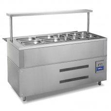 Прилавок холодильный ПХ-1500