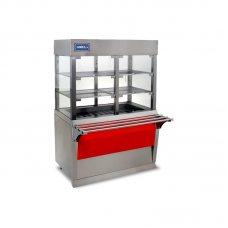 Витрина холодильная кондитерская ВХК-1200 Е
