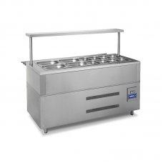 Прилавок холодилиный ПХ-1500