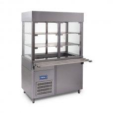 Вітрина холодильна кондитерська ВХК-1500