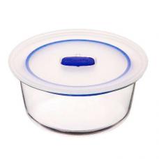 Frigoverre: контейнер для пищи с вакуумной кнопкой 18см