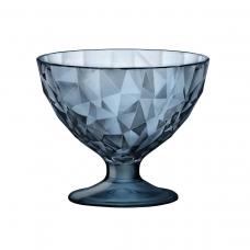 Креманка для мороженого diamond синяя