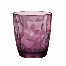 Diamond: Склянка 300мл. Низька rock purple