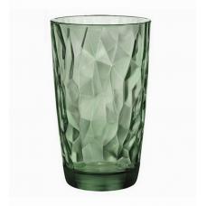 Diamond: Склянка 470мл. Висока forest green