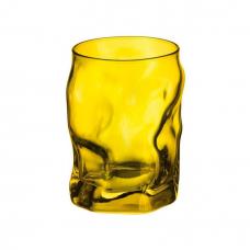 Набор стаканов для воды sorgente gialo 300 мл 3 шт