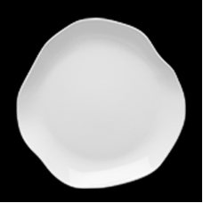 Тарілка пласка 25 см