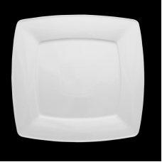 Тарілка пласка (квадратна) 21 см