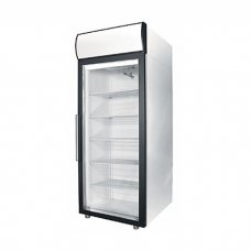 Холодильна шафа Полаір (скло) DP105-S