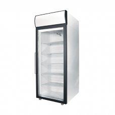 Холодильна шафа Полаір (скло) DP107-S