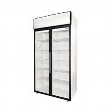 Холодильна шафа Полаір (скло) DM114-S