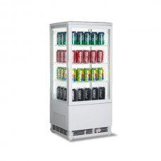 Витрина холодильная настольная RT78L белая