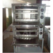 Шафа пекарська електрична ШПЕ-2