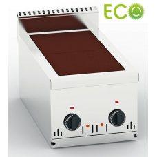 Электроплита 2-х конфорочная