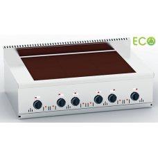 Плита электрическая 6-х конфорочная